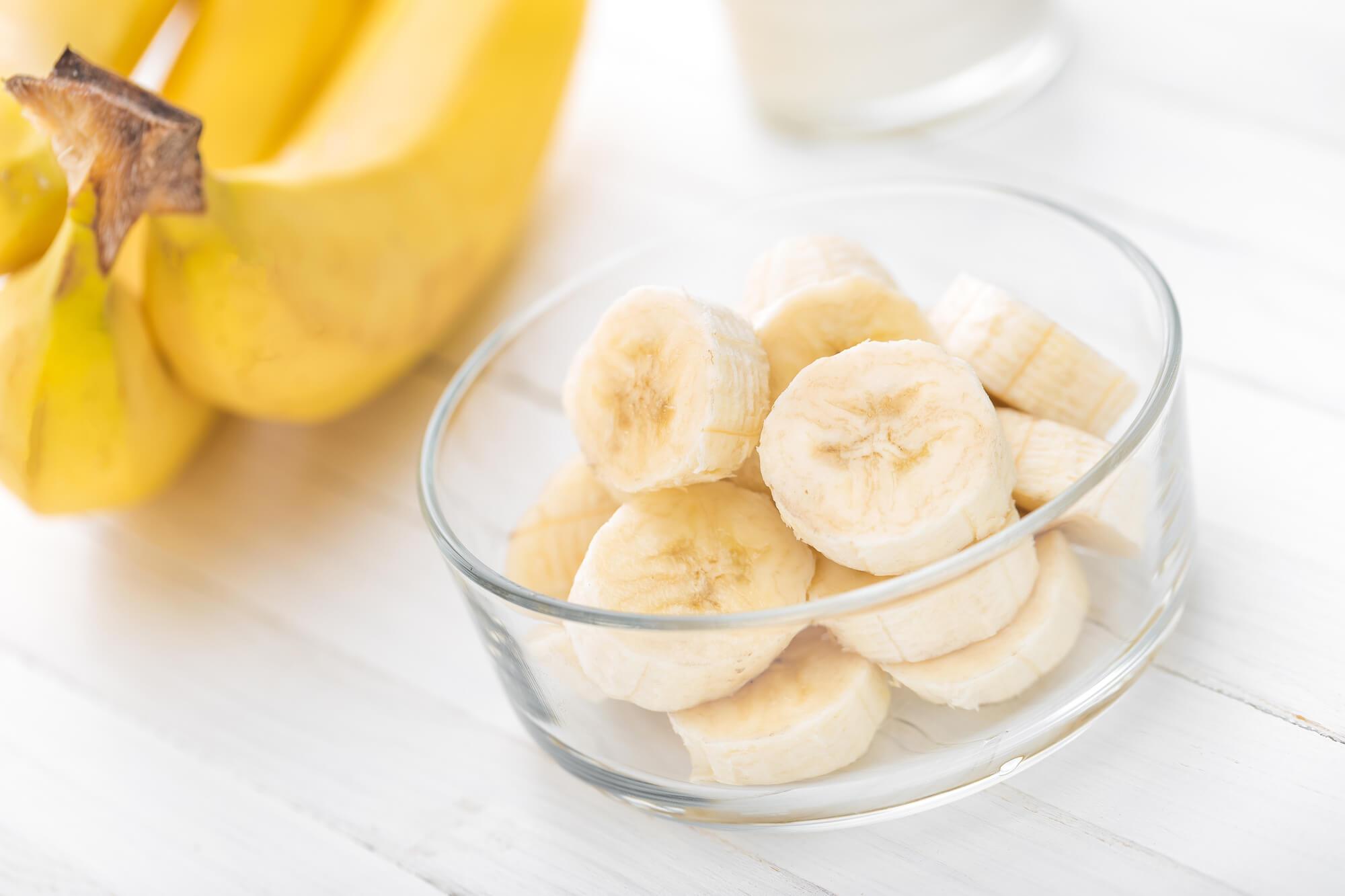 Banan-te-mod-søvnløshed
