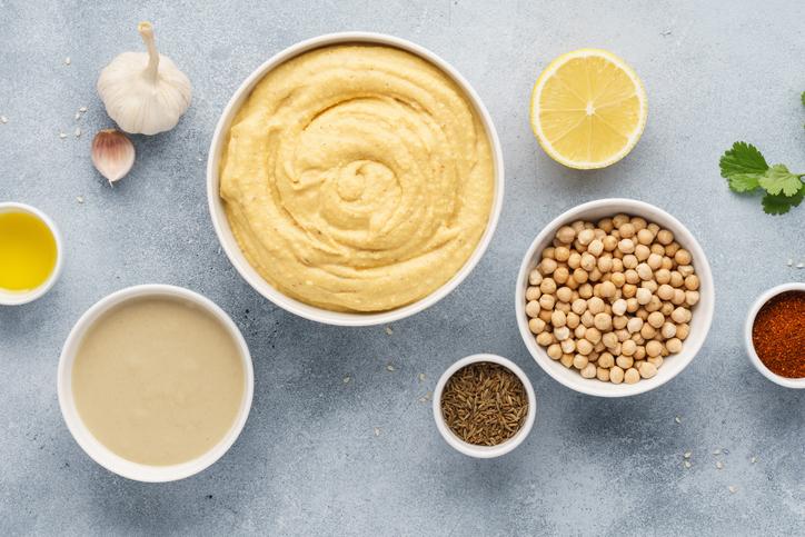 klassisk Hummus