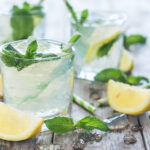 Mynte Limonade opskrift